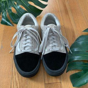 Vans old skool 2 toned classic skate shoe sneakers